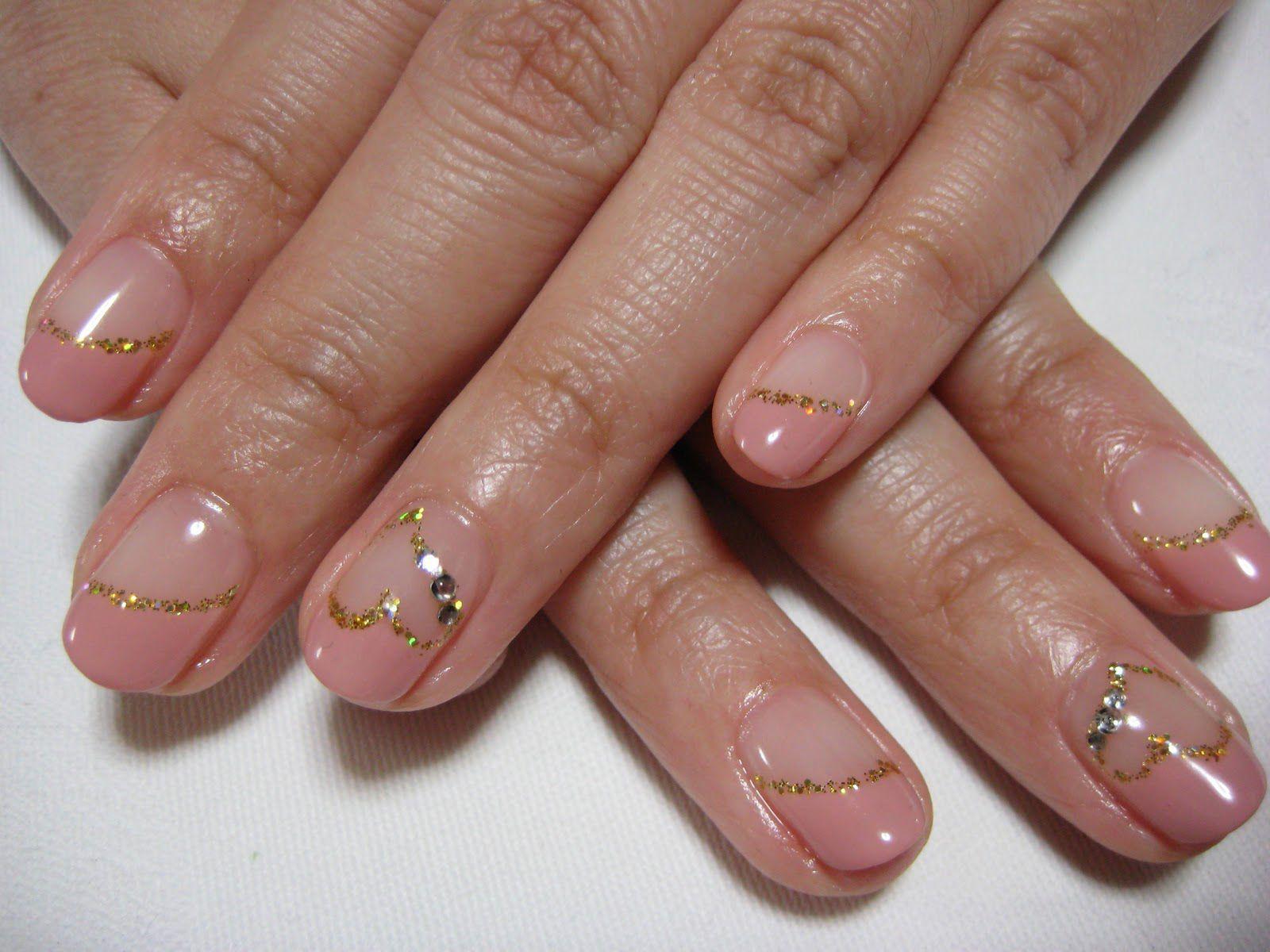 Гелевый маникюр фото 2016 на короткие ногти фото