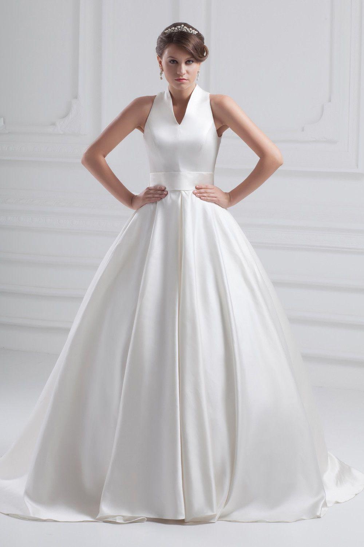 Свадебные платья с юбкой в складку